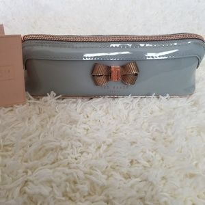 *NWT* Ted Baker cosmetics/pencil case